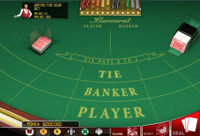 WHERE TO PLAY ONLINE BACCARAT